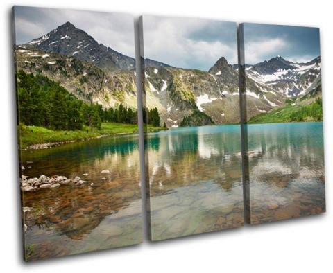 Mountain Lake Landscapes - 13-2225(00B)-TR32-LO